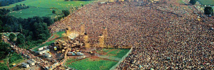 47 anni fa iniziava il Festival di Woodstock maghweb