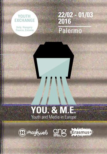 you&me youth exchange palermo eramsus plus